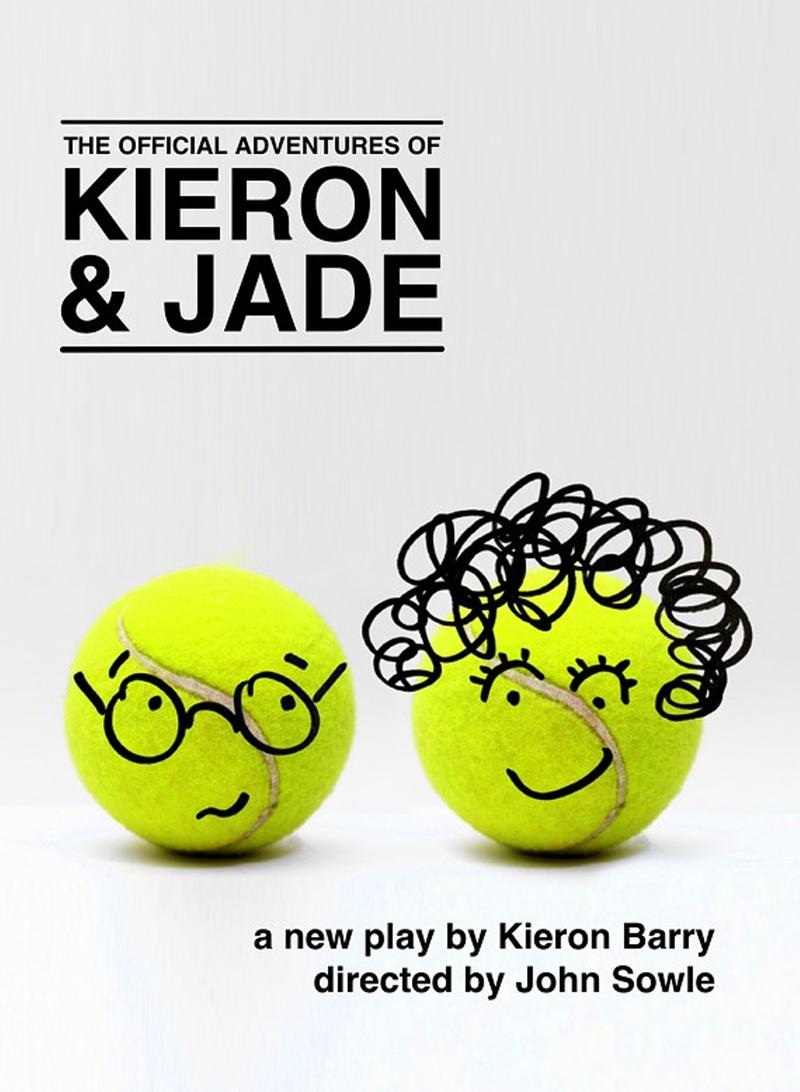 The Official Adventures of Kieron and Jade poster