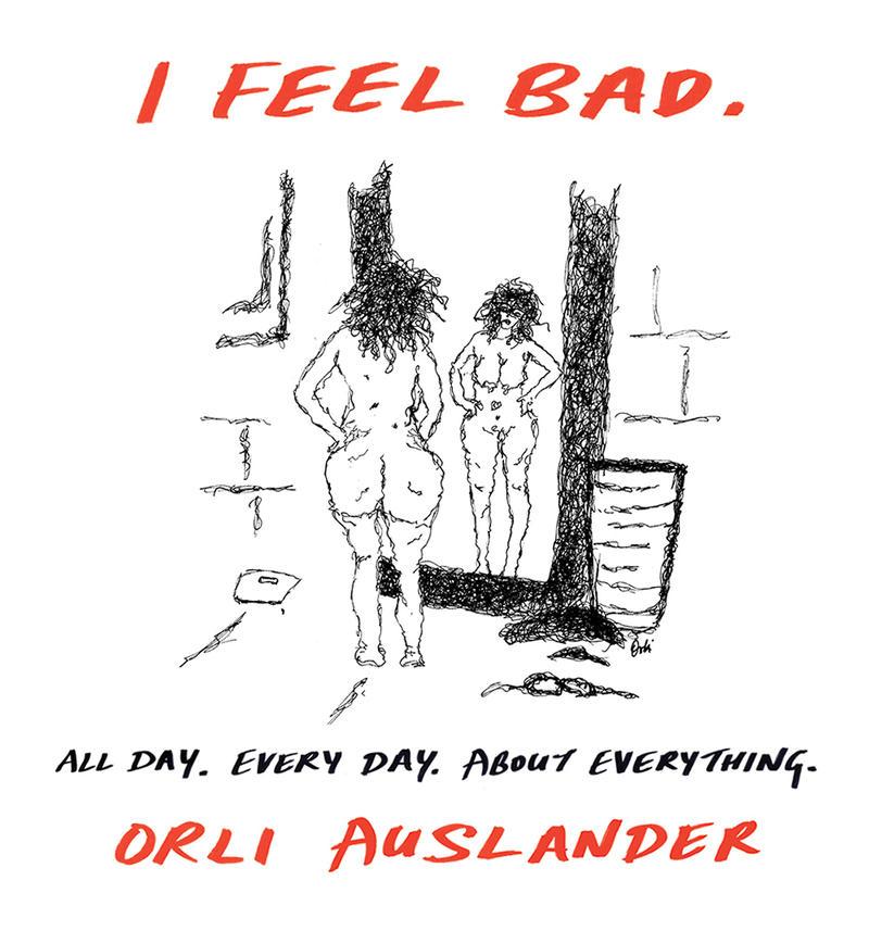 Book Cover - I Feel Bad