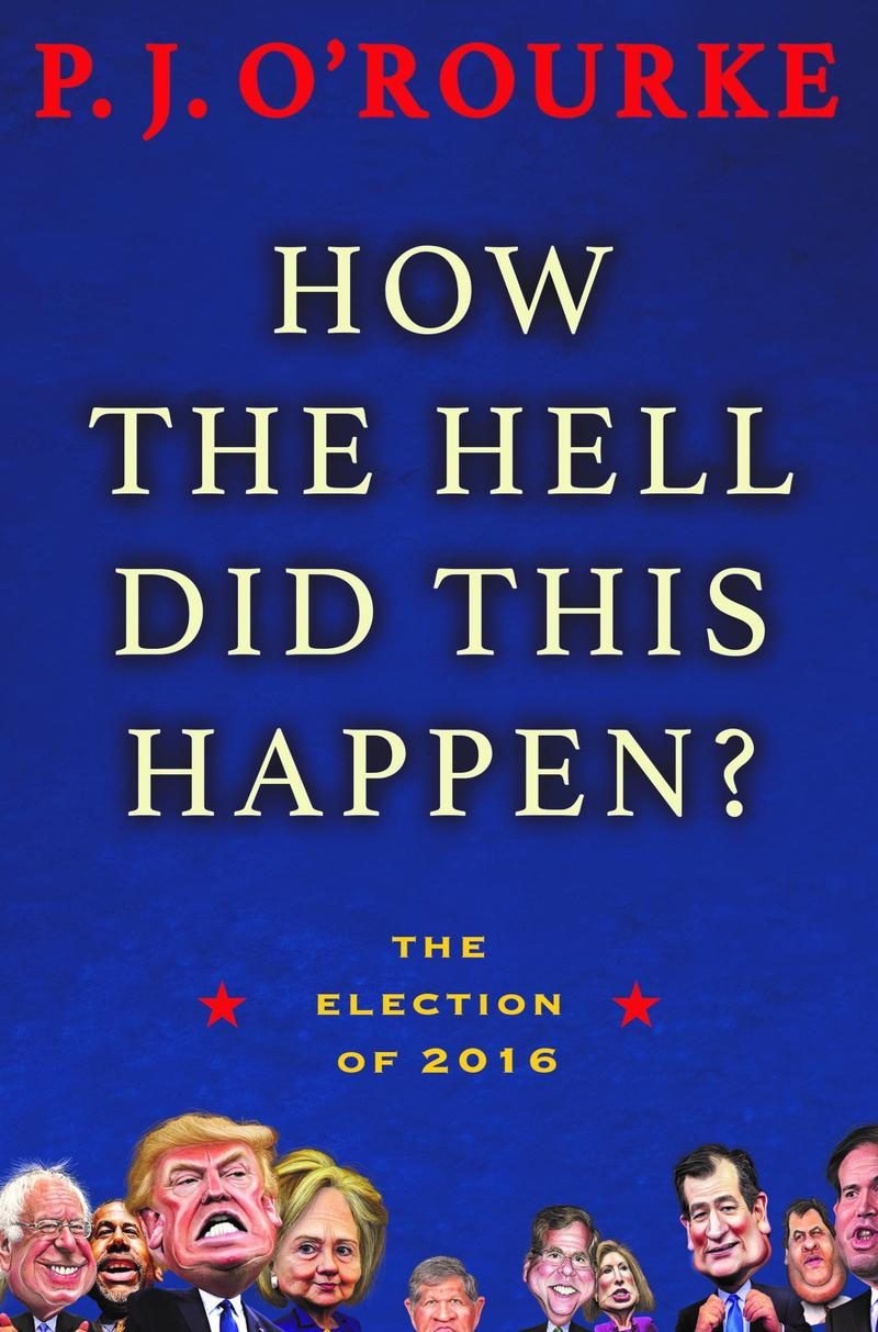 Book Cover - How the Hell Did This Happen?