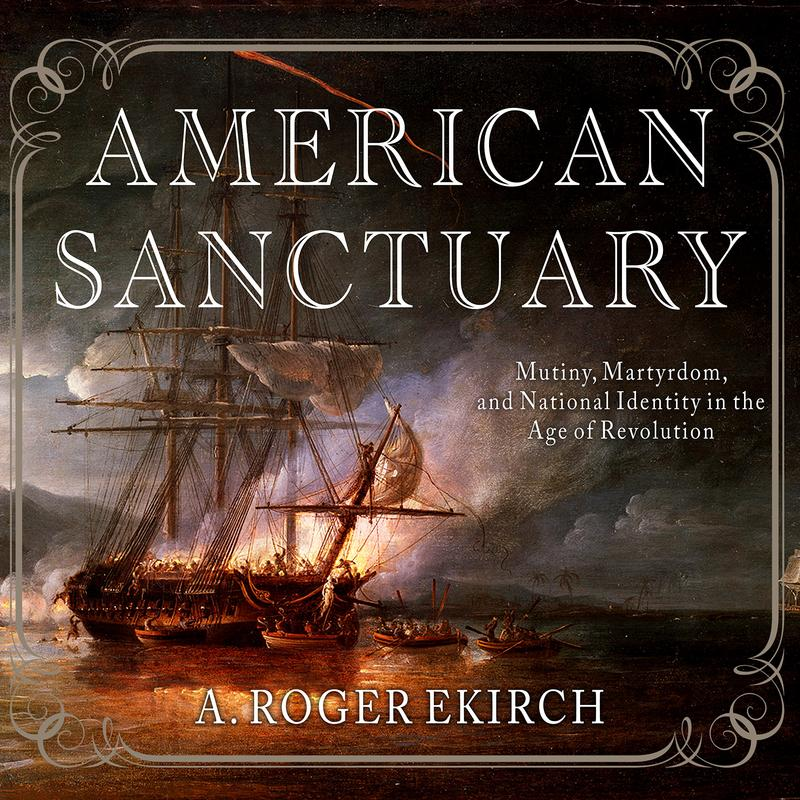 Book Cover - American Sanctuary