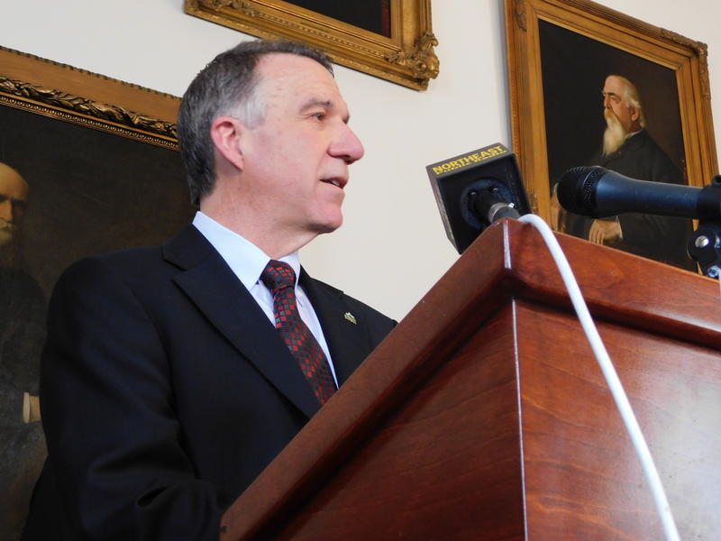 Governor Phil Scott talks about his first 100 days