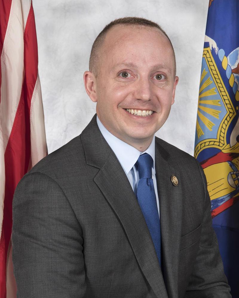 Commissioner Basil Seggos