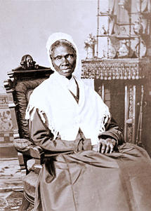 Sojourner Truth, c. 1870