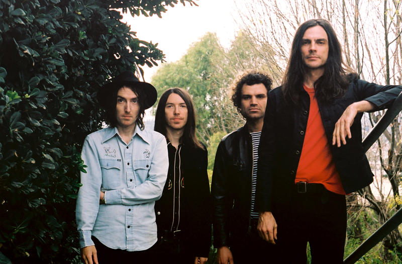 Brian Bell and The Relationship