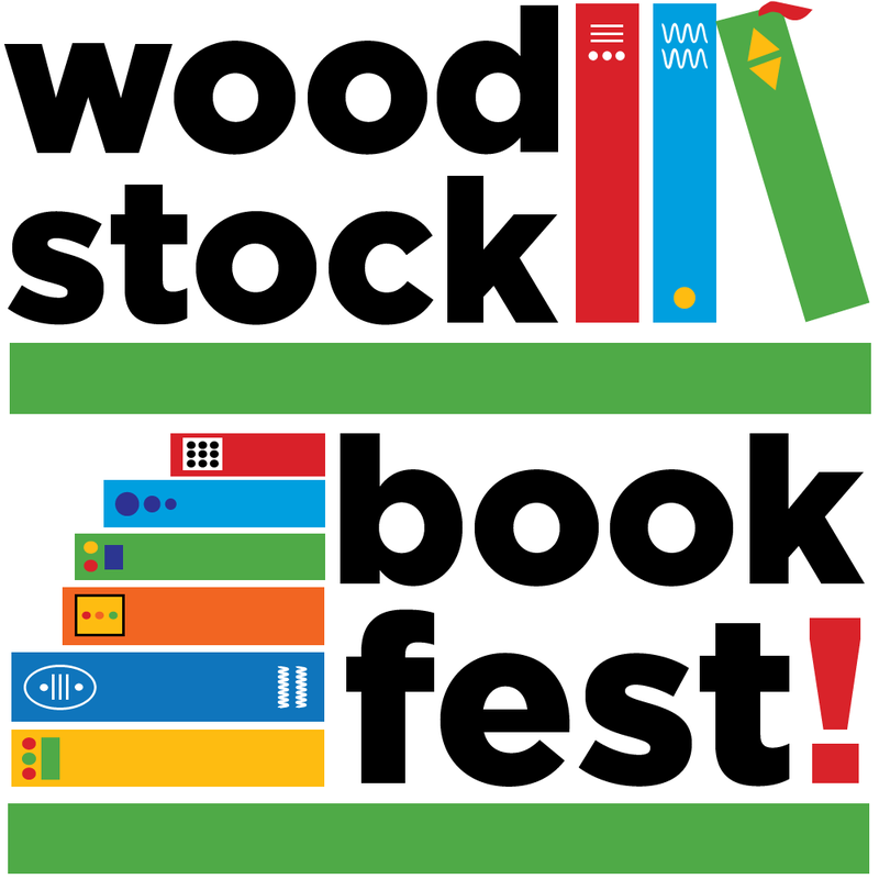 Woodstock Bookfest Logo