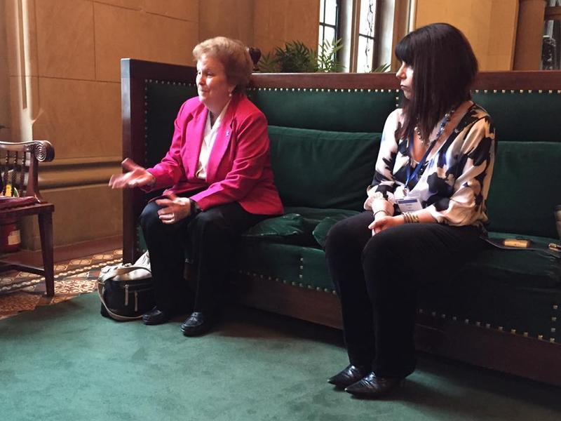 Advocates talk to lawmakers about very personal stories about death and dying.