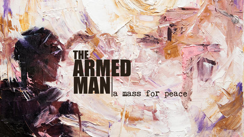 Poster for The Armed Man program