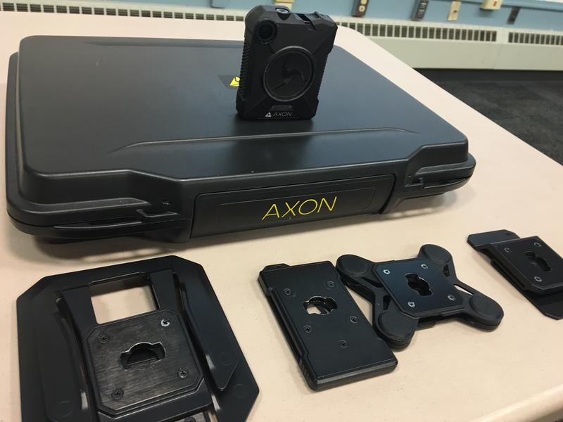 Out of four cameras the department was considering, Axon was the winner.