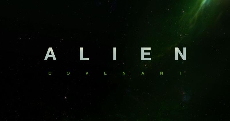 Alien Covenant artwork
