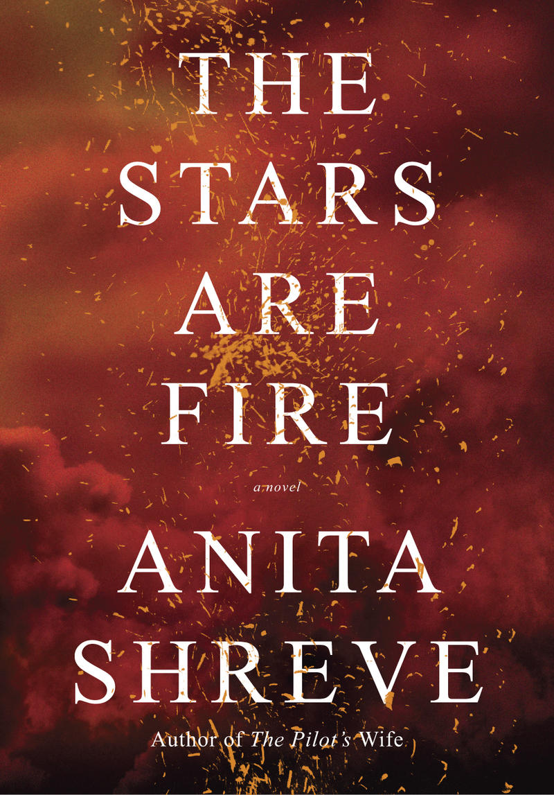 Book Cover - The Stars Are Fire