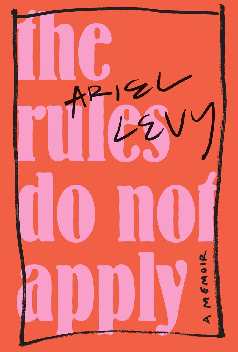 Book Cover - The Rules Do Not Apply
