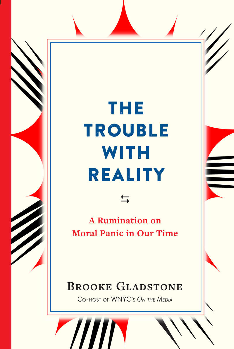 Book Cover - The Trouble with Reality