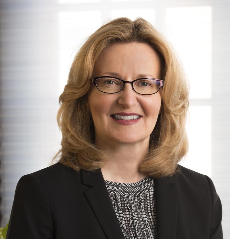 President Carolyn Stefanco