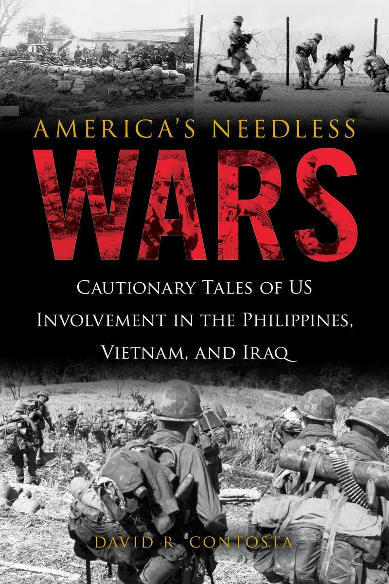 Book Cover - America's Needless Wars