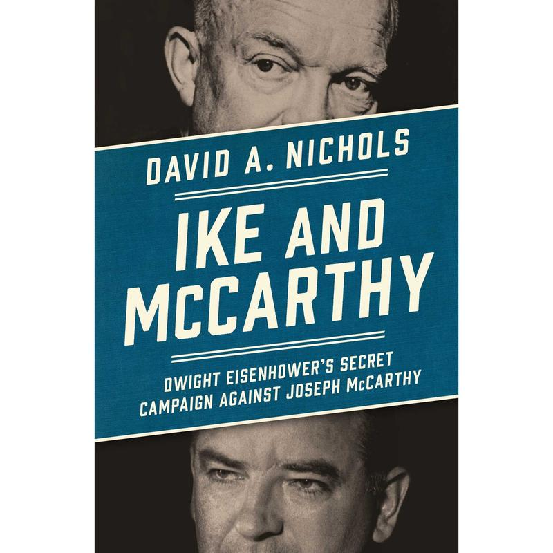 Book Cover - Ike and McCarthy