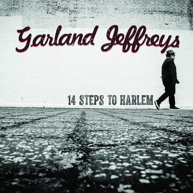Album Cover - 14 Steps to Harlem