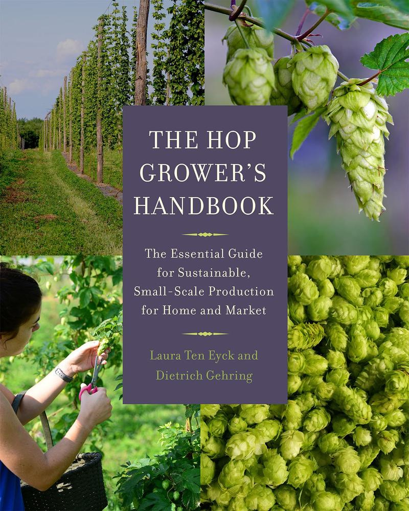 Book Cover - Hop Grower's Handbook
