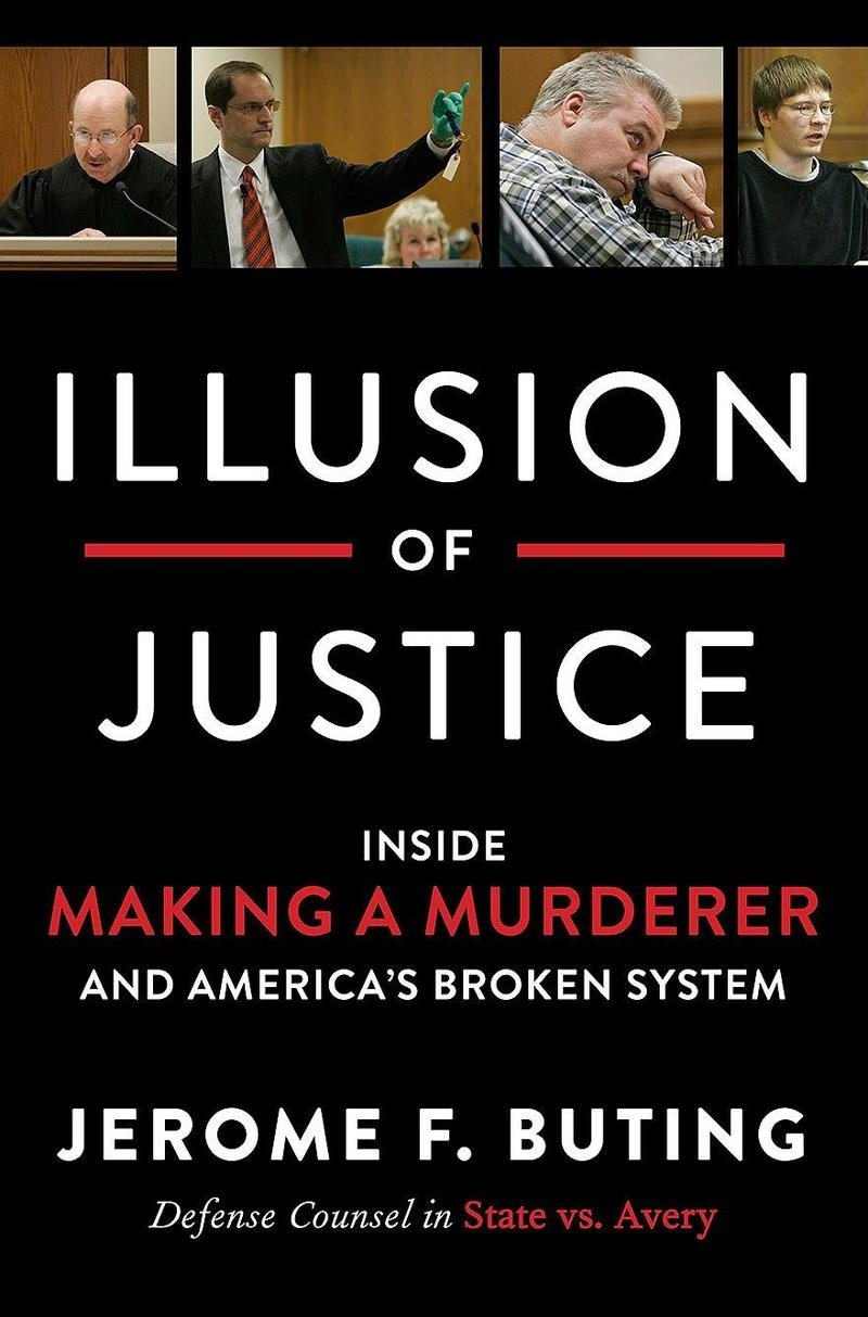 Book Cover - Illusion of Justice