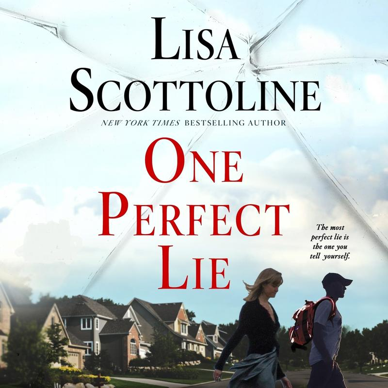 Book Cover - Lisa Scottoline - One Perfect Lie