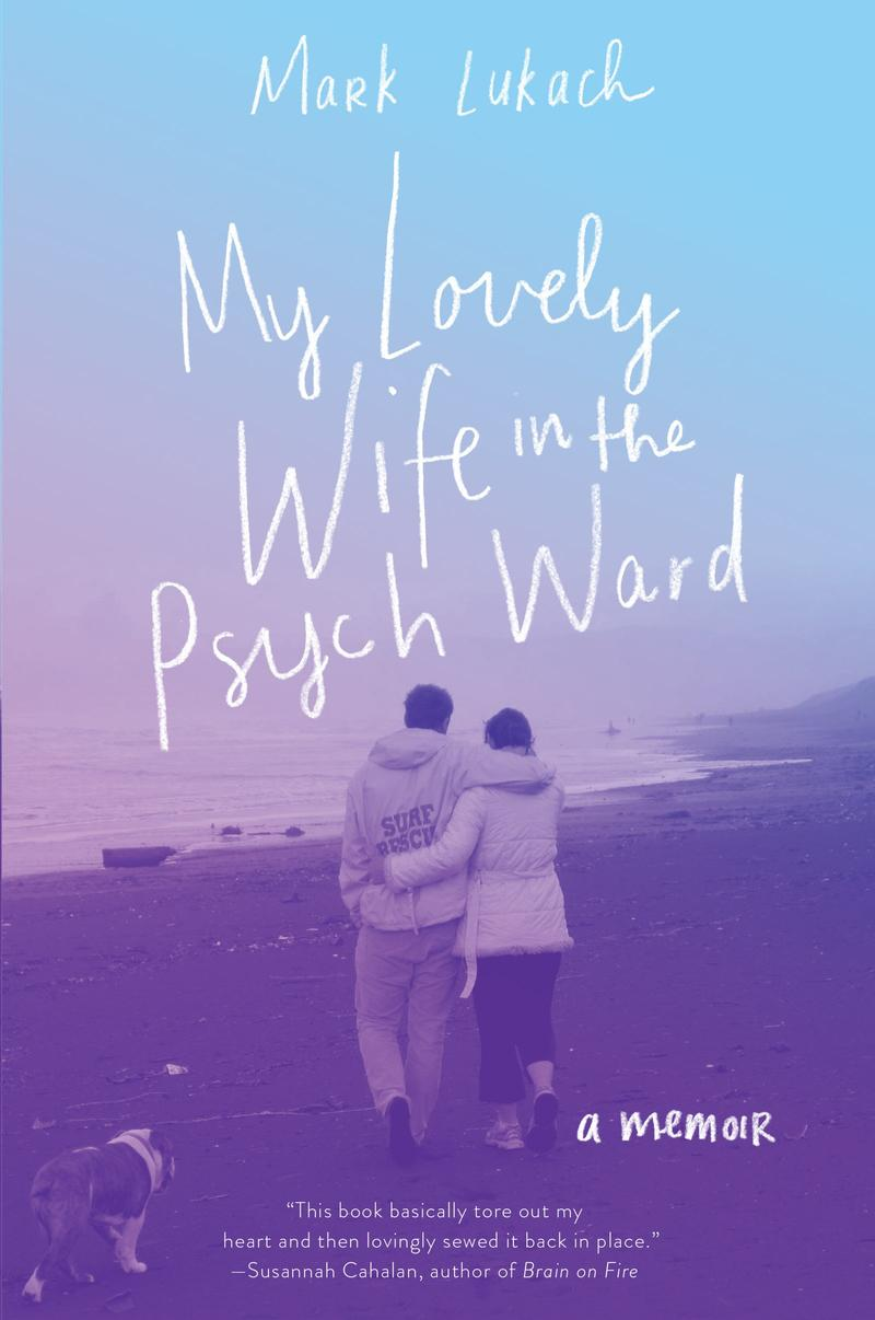 Book Cover - My Lovely Wife in the Psych Ward