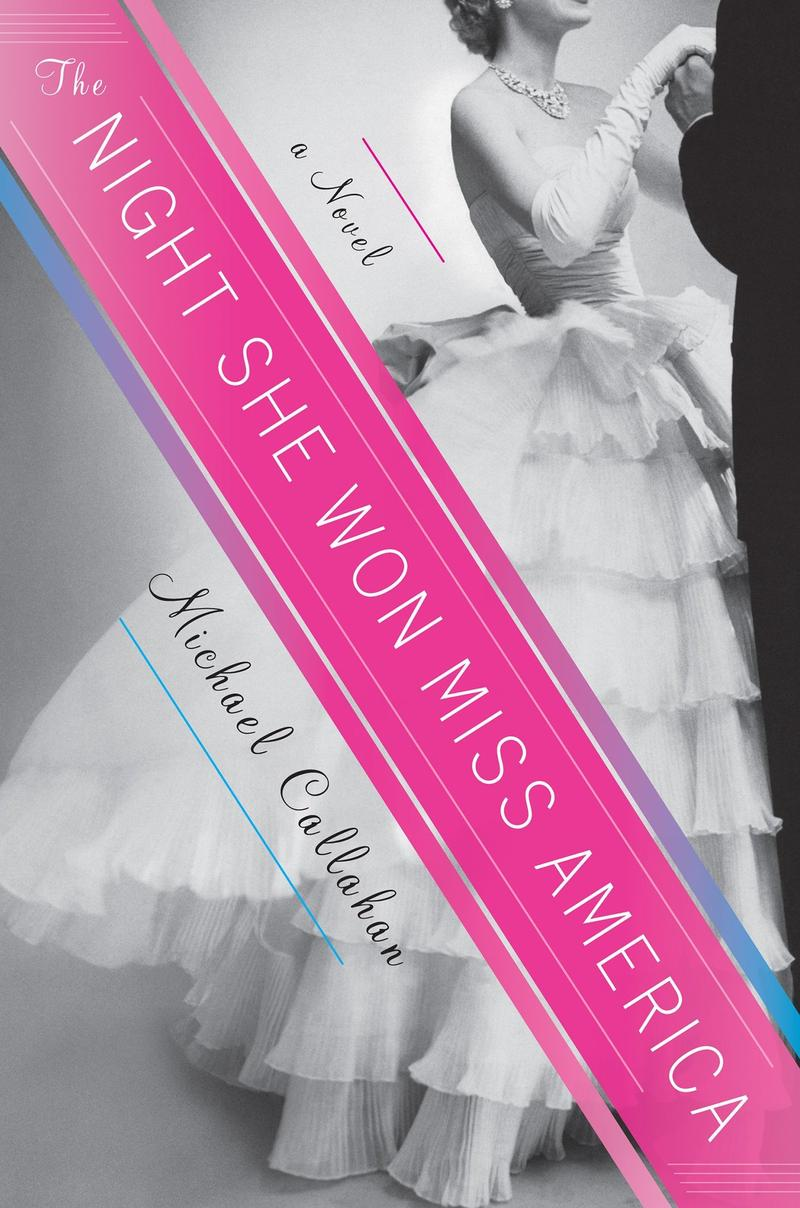 Book Cover - The Night She Won Miss America