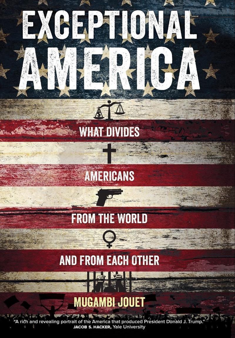Book Cover - Exceptional America