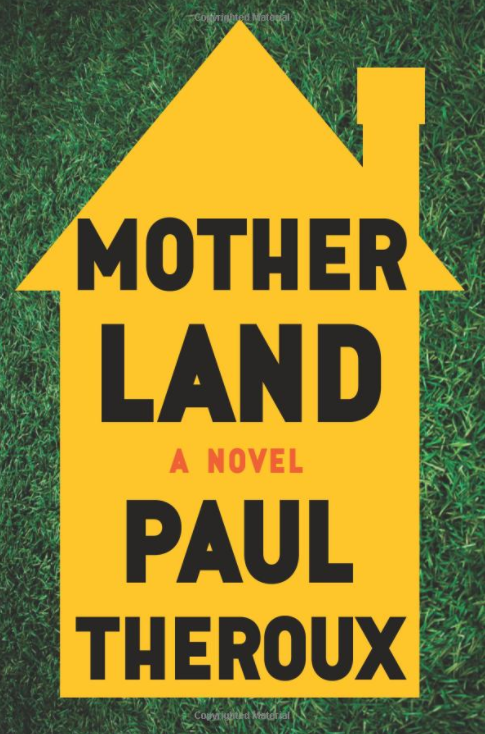 Book Cover - Mother Land