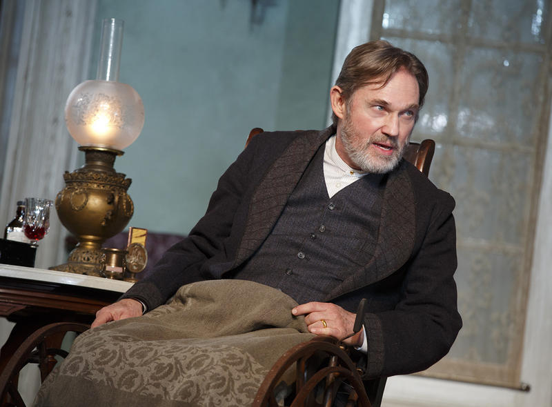 Richard Thomas in The Little Foxes at MTC