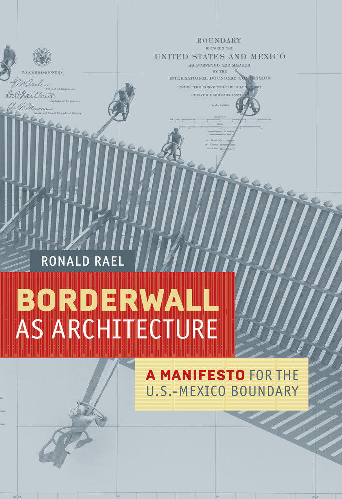 Book Cover - Borderwall as Architecture