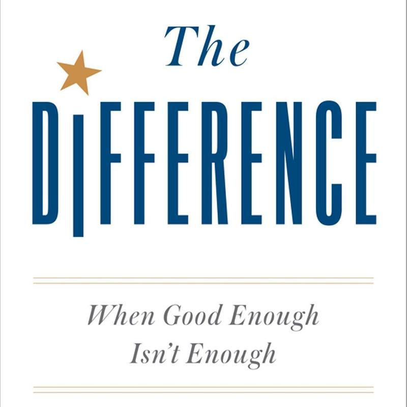 Book Cover - The Difference