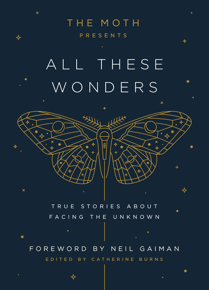 Book Cover - All These Wonders