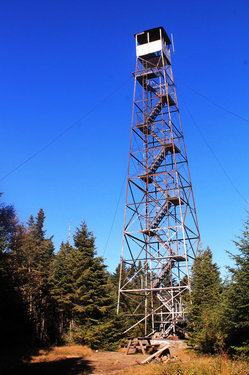 Wakely Mountain Firetower