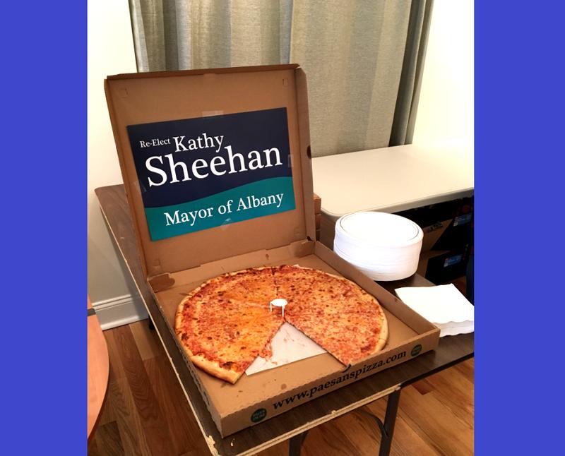 Campaign Pizza!