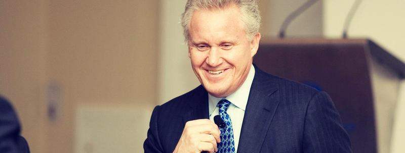 Jeff Immelt CEO of General Electric