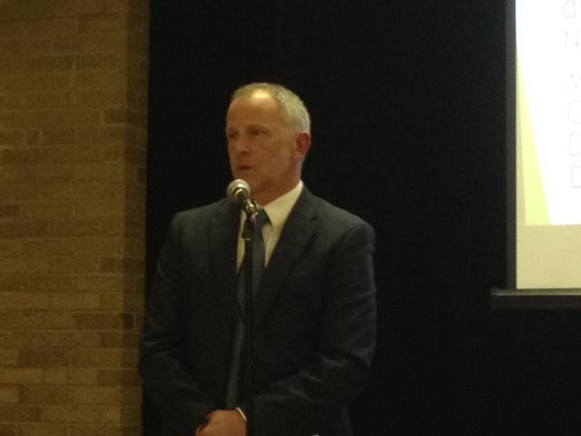 NYS DEC Deputy Commissioner Martin Brand