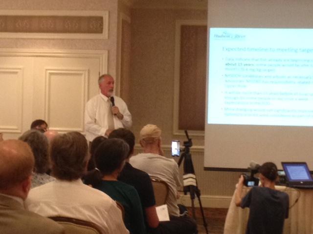 EPA's Gary Klawinski talks about the five-year review
