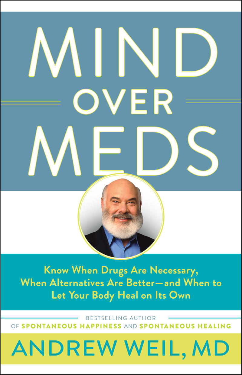 Book Cover - Mind Over Meds
