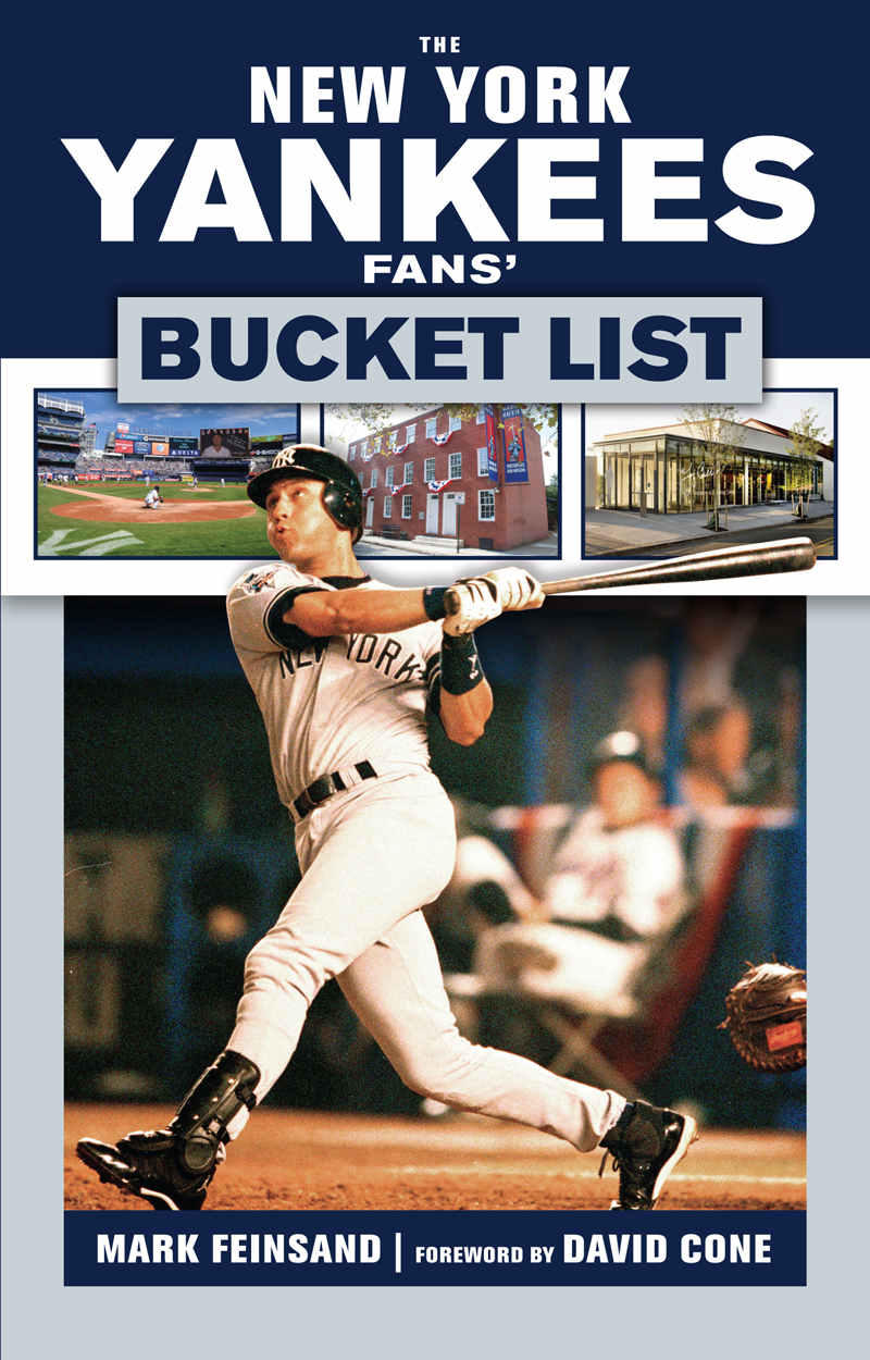 Cover of the book The New York Yankees Fans' Bucket List