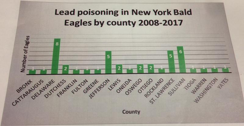 Data provided by NYSDEC