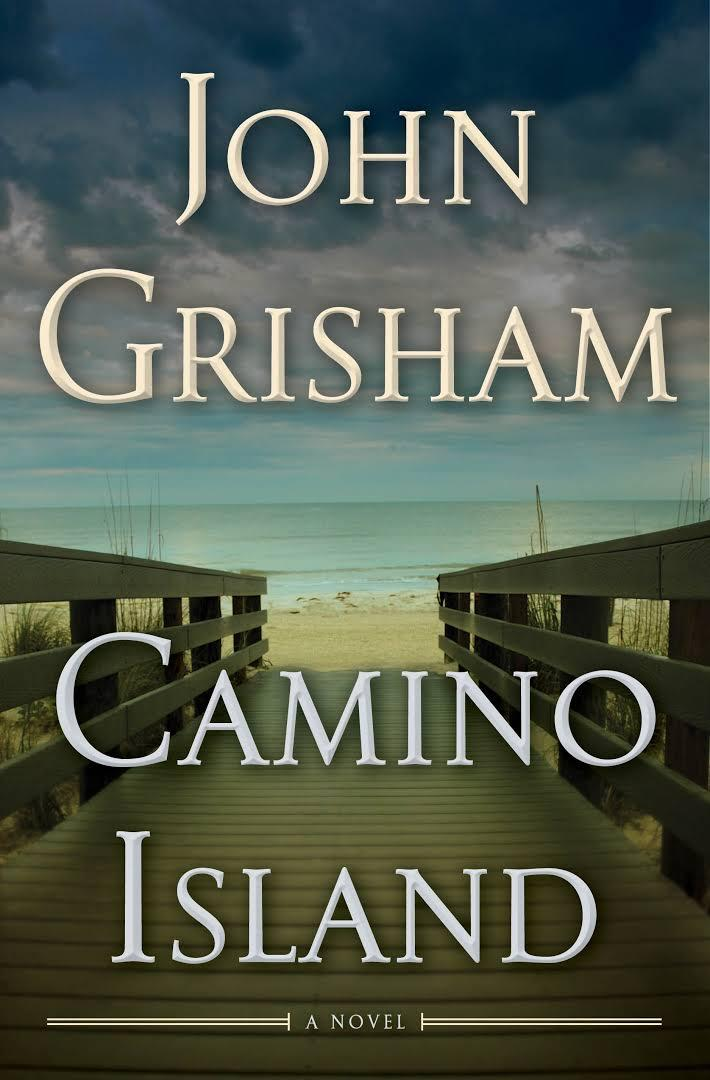 Book Cover - Camino Island