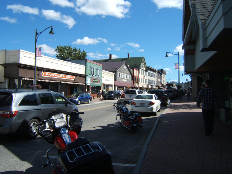Main Street, Lake Placid, NY