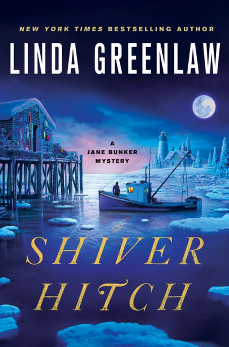 Book Cover - Shiver Hitch