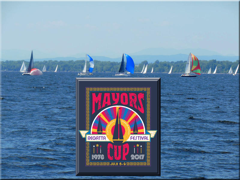 Mayor's cup race with 2017 logo