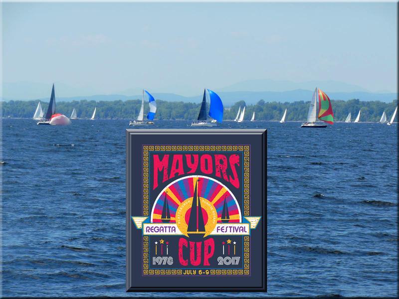 Mayor's cup race with 2017 logo