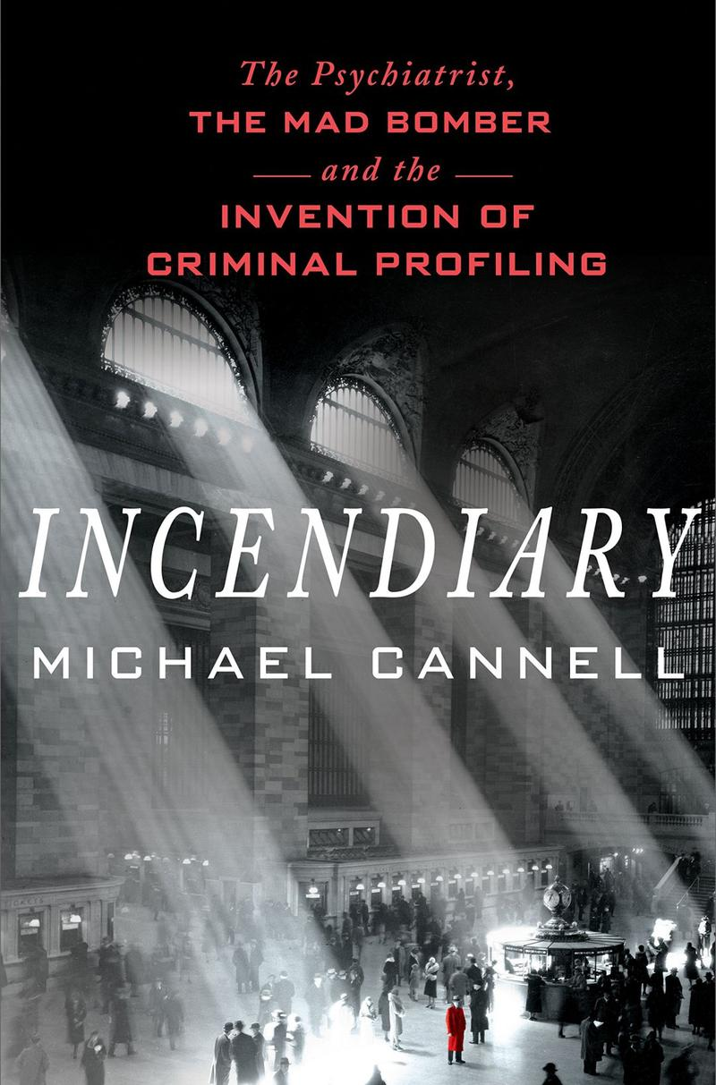 Book Cover - Incendiary