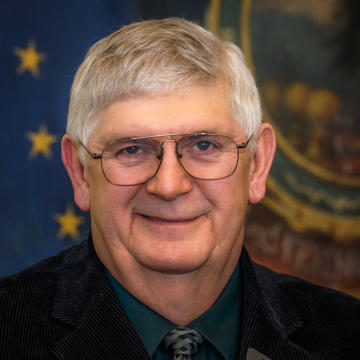 Representative Ron Hubert