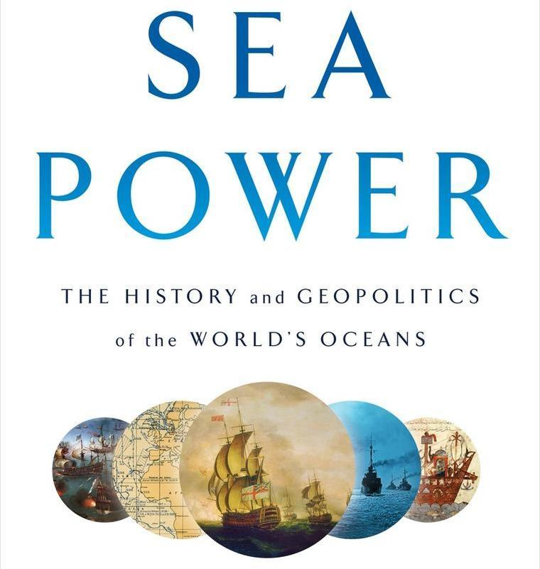 Book Cover - Sea Power