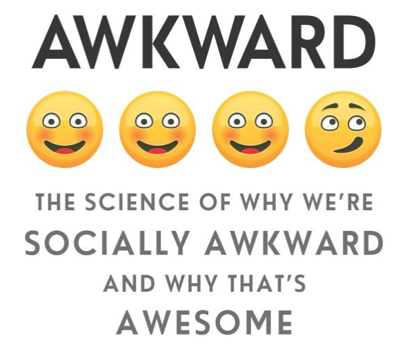Book Cover - Awkward