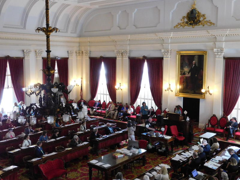 Vermont House meets in special session 6-21-17