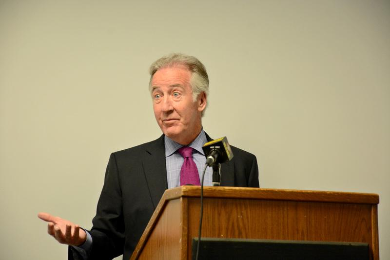 This is a photo of Massachusetts Congressman Richard Neal